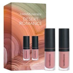 BareMinerals Dessert Romance Lipstick Set